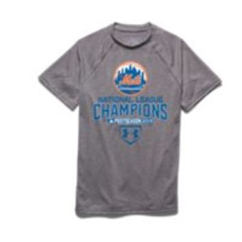 Under Armour Kids' New York Mets League Champs T-Shirt