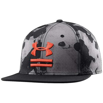 Under Armour Camo Flat Brim Hat from Moosejaw Mountaineering a75cbf9449e4