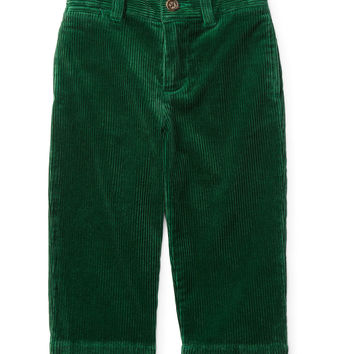 SLIM SUFFIELD CORDUROY PANT
