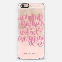 My Design #29 iPhone 6 case by Hello Tosha Design Co. | Casetify