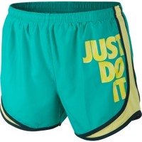 Nike Women's JDI Graphic Tempo Shorts - Dick's Sporting Goods