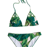 Cut Out Bikini Set, Wonderland