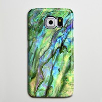 Marble Turquoise Stone  6s Case s7 iPhone XS Max plus Case iPhone 5 Case Galaxy Case 3D s6-194