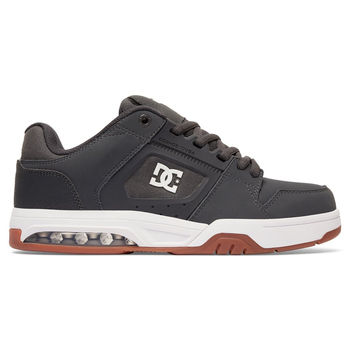 Dc Men's Rival Skateboarding Shoe Grey/Gum 10 D(M) US '
