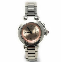 Cartier Pasha swiss-automatic womens Watch 2973 (Certified Pre-owned)