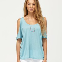 Stamp Top - Roxy