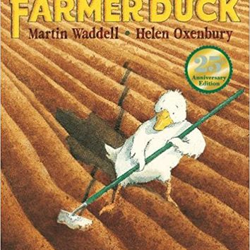 Farmer Duck Board book – July 1, 2016