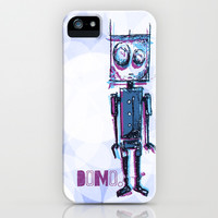 Domo iPhone & iPod Case by Even In Death