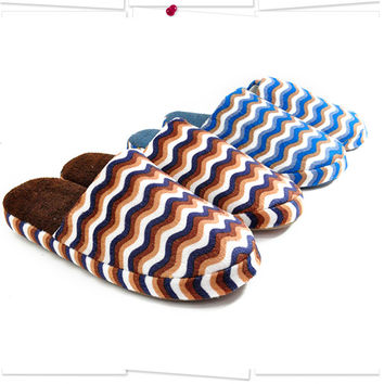 Cotton Anti-skid Slippers [8102197825]