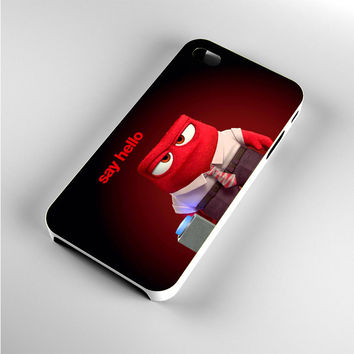 Anger Landscape iPhone 4s Case