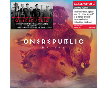 OneRepublic - Native - Only at Target
