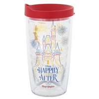 Disney Parks Magic Kingdom Happily Ever After Tervis Tumbler 16 oz New