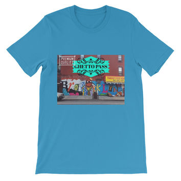 BK Ghetto Pass Unisex T-shirt
