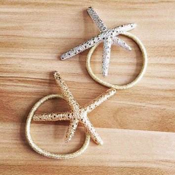 Fashion Starfish Beach Hairpins Hair Accessories