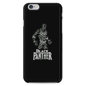 Black Panther Wallpaper iPhone 6 / 6S Case