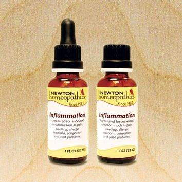 Newton Homeopathics- Inflammation