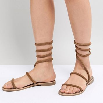 Free People Havana Gladiator Sandals at asos.com