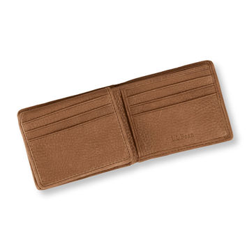 Maine Guide Wallet, Waxed Canvas: Wallets and Travel Organizers | Free Shipping at L.L.Bean