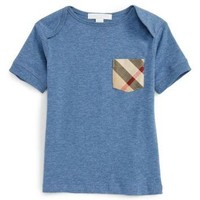 Burberry Callum Check Pocket T-Shirt (Toddler Boys) | Nordstrom