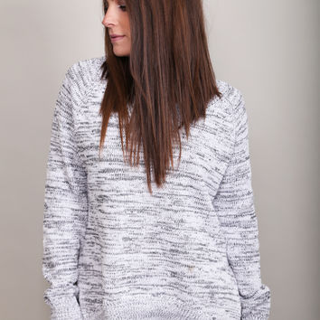 The Hallie Sweater {Heather Gray}