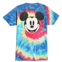 Disney Mickey Mouse Tie Dye T-Shirt