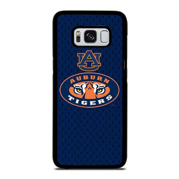 AUBURN TIGERS FOOTBALL Samsung Galaxy S3 S4 S5 S6 S7 Edge S8 Plus, Note 3 4 5 8 Case Cover