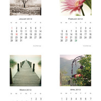 2012 Picturesque Calendar 55x85 images by brandMOJOimages
