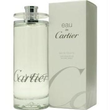 Cartier Eau De Cartier By Cartier Edt Spray 3.3 Oz