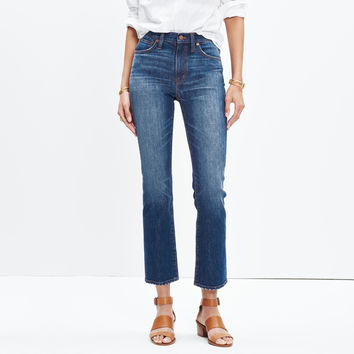 Cali Demi-Boot Jeans in Donovan Wash : | Madewell
