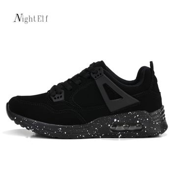 Night Elf women sneakers breathable air mesh running shoes for women high quality black sport shoes woman gym trainers shoes hot