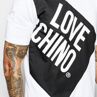 Love Moschino Stamp T-Shirt