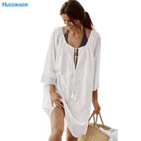 Women Swimsuit Cover up Woman Swimwear Beach Cover-ups