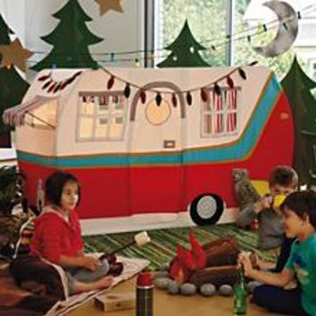 Jetaire Camper Play Tent in Playhomes & Tents | The Land of Nod