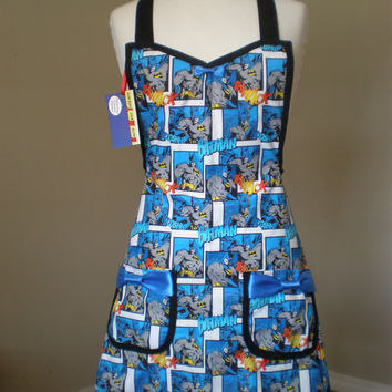 Ready to ship Batman Apron