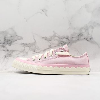 Converse All Star Chuck Taylor Low Top Pink Canvas Women Sneaker