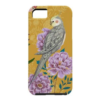 Pimlada Phuapradit Cockatiel And Cockatoo Cell Phone Case