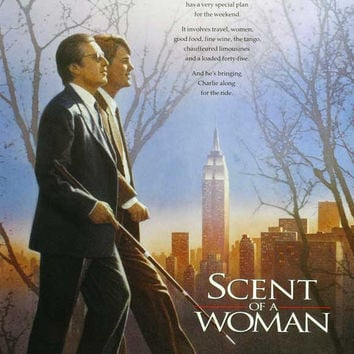 Scent of a Woman 11x17 Movie Poster (1992)
