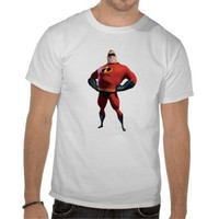 Mr. Incredible T-shirt from Zazzle.com