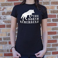 Ladies The North Remembers T-Shirt