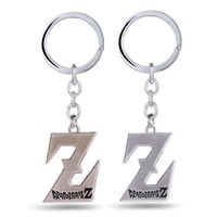 "Dragon Ball Z ""Z"" Anime Key Chain"