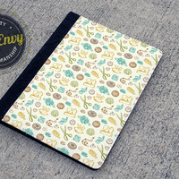 Illustrative Sewing Pattern iPad 2/3/4 Folio Case