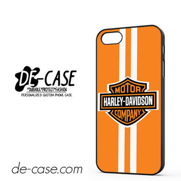 Harley Davidson Motor DEAL-5045 Apple Phonecase Cover For Iphone 5 / Iphone 5S
