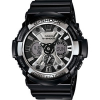 G-Shock Ga200bw-1A Watch Black/Silver One Size For Men 22142814501