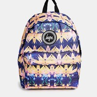 Hype Backpack in Paradise Space Print