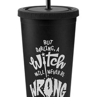 Never Wrong | COLD BREW CUP
