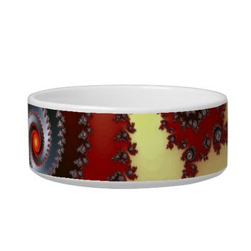Decorative Pet Bowl