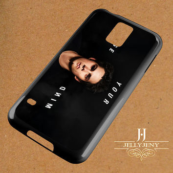 Stiles Stilinski Lose Your Mind Samsung Galaxy S3 S4 S5 S6 S6 Edge Case | Galaxy Note 3 4 Case