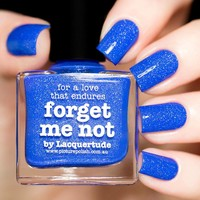 Picture Polish Forget Me Not Nail Polish