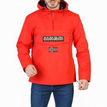Napapijri Men Red Jackets