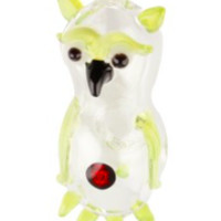 Dynomite Glass - STANDING SLIME HOOTER OWL SPOON